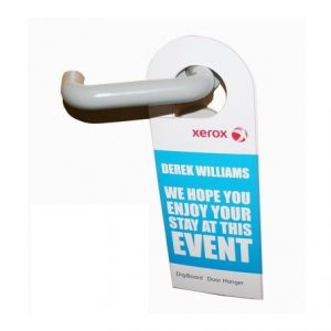 DigiBoard Door Hanger